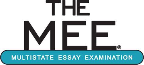Writing a good bar exam essay
